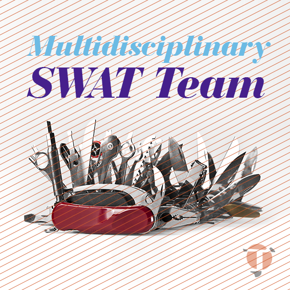 Multidisciplinary SWAT team