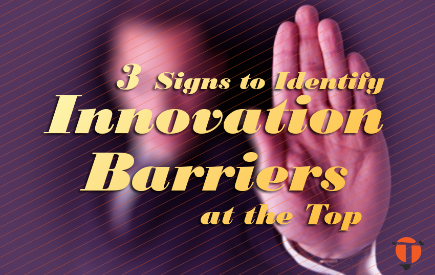 innovation barriers & innovation leadership quality