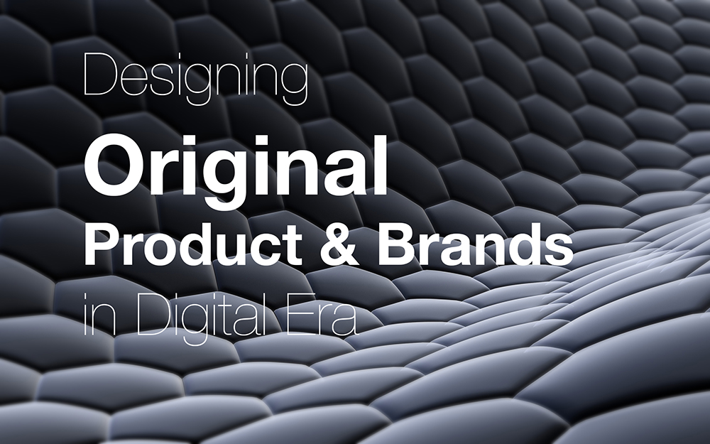 HK original product design and branding