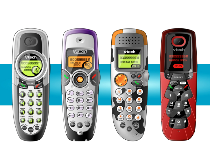 cordless phone design for teen