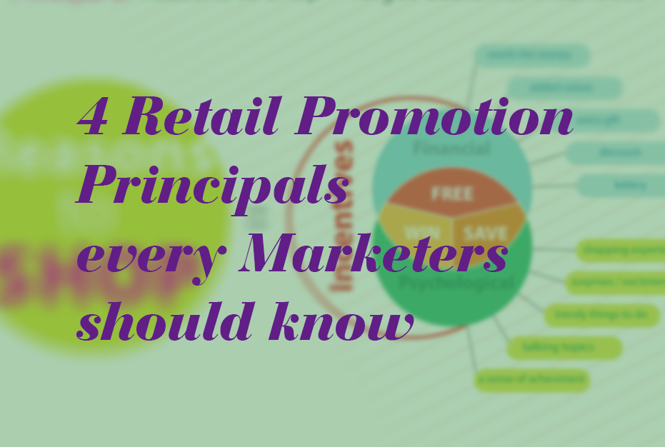 retail promotion principal infographic
