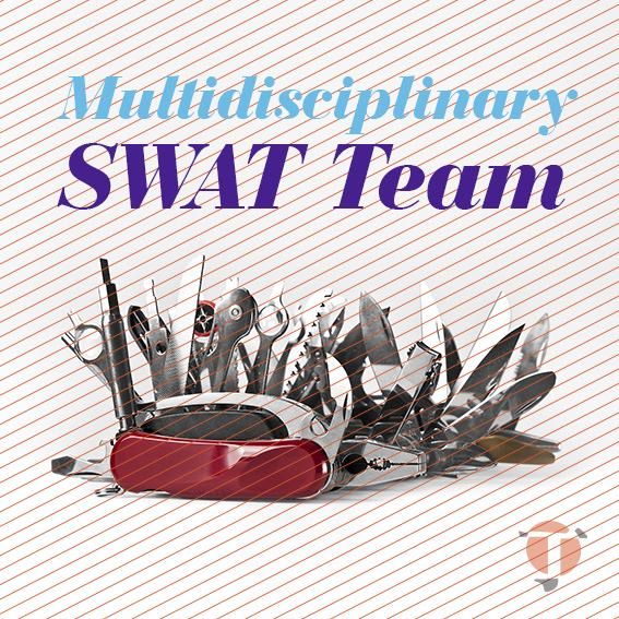 Multidisciplinary SWAT team
