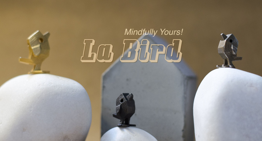 Design for Mindfulness - LaBird Metaobject