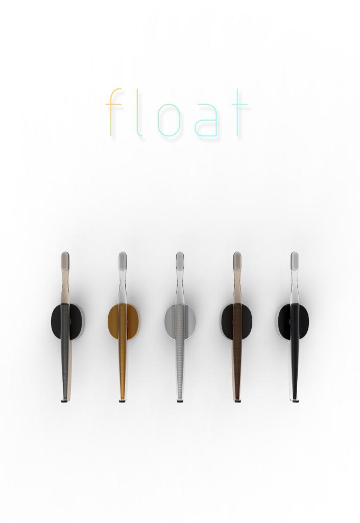Float color CMF options B top
